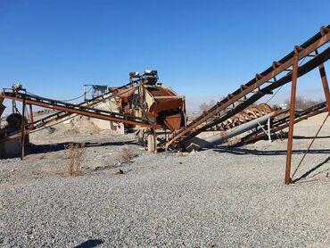 Продается дробилка для камнеобработки Адрес: Ыссык-Атинский район