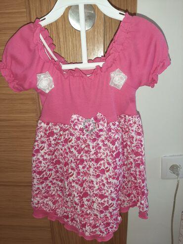 Decije haljine - Krusevac: Haljinica za dete od godinu do dve NOVO pamuk