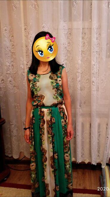Продается летнее платье. Производство Турция. Подойдёт на 42-44
