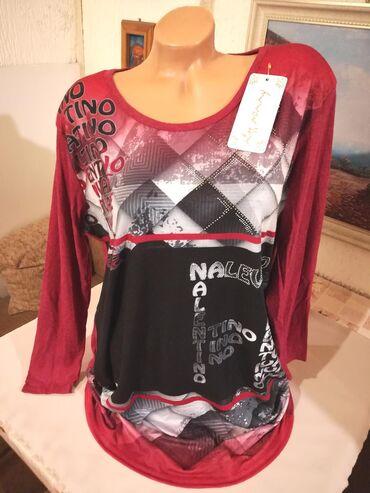 Od bunda broj - Srbija: Nova zenska tunika sa ukrasima za punije dame Miss Nommy. Turska