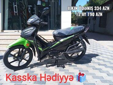 Kawasaki - Azərbaycan: Kredit var . 15% ilkin ödenişle.Şərtlər: arayışsız,zaminsiz,tək