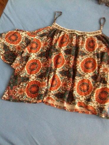 Majica s golim ramenima nova prelepih boja - Prokuplje