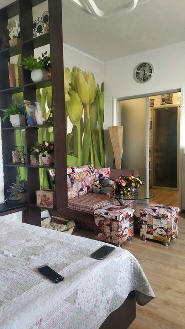 квартиры купить бишкек in Кыргызстан   АВТОЗАПЧАСТИ: Индивидуалка, 1 комната, 34 кв. м Дизайнерский ремонт, Лифт, С мебелью