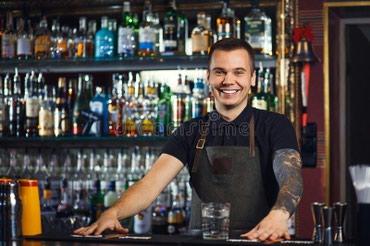 Требуется бармен. в Бишкек