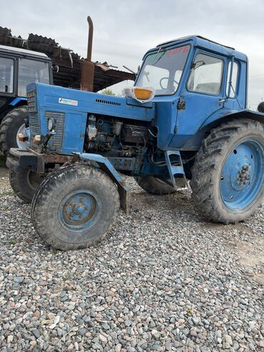 Грузовой и с/х транспорт - Кыргызстан: Продаю трактор МТЗ 80