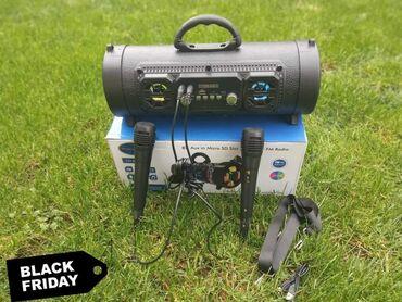 Elektronika - Pozarevac: Crni petak AkcijaVeliki Bluetooth zvučnik CH-M17+ 2 mikrofonaSamo 3900