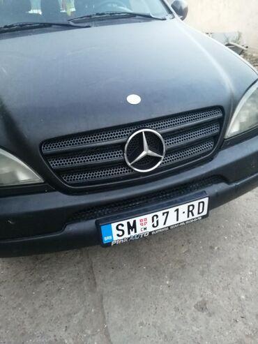 Mercedes-Benz | Srbija: Mercedes-Benz ML 230 2.3 l. 2000 | 27000 km