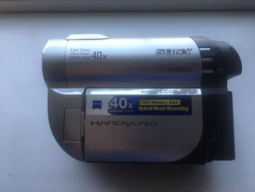 Видеокамеры в Кыргызстан: Sony Handycam DCR DVD-610