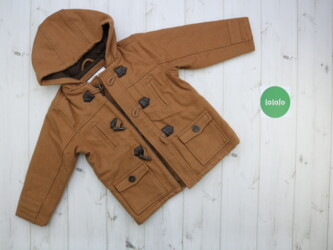 Детский мир - Украина: Курточка з капюшоном дитяча, 3-4 роки    Довжина 49 см В грудях 40 см