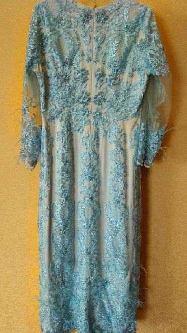 Платья в Ак-Джол: Продаю платье: одевала один раз, размер: 48-50, Турция