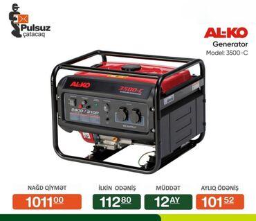 50 mm - Azərbaycan: Generator