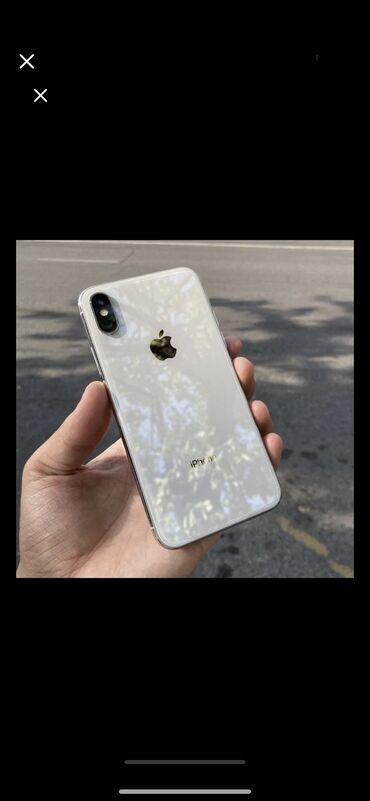 iphone xs max купить бу в Кыргызстан: Б/У iPhone Xs Max 64 ГБ Белый