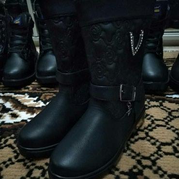 Новые теплые зимние сапоги чудо в Бишкек