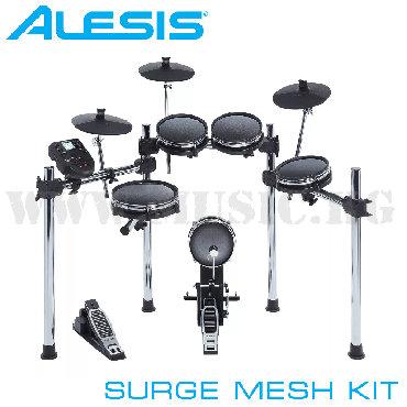 canon 550 d kit в Кыргызстан: Барабаны электронные: ALESIS SURGE MESH KITЭто электронная барабанная