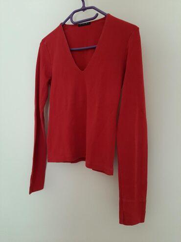 Sisley - Srbija: Sisley elasticna bluzica. Vel S. Boja nije jaka toliko uživo