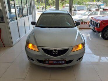 Mazda Azərbaycanda: Mazda 6 2 l. 2003 | 300000 km