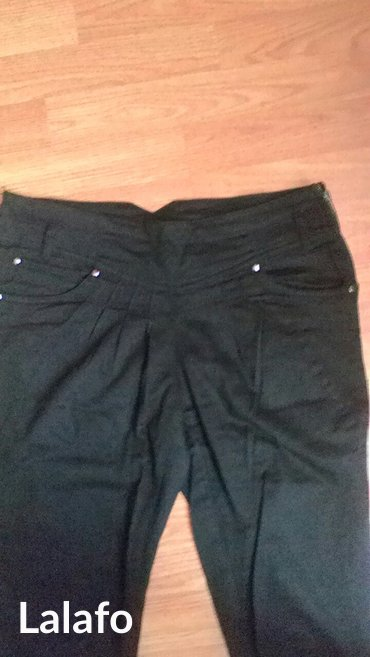 Pantalone crne bez ostecenja dublje vel m a moze i l - Prokuplje