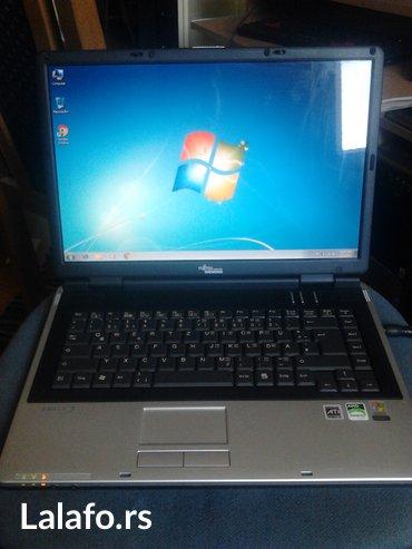 Fujitsu siemens amilo pa 1510 samo 50 evra! Laptop je veoma brz i - Belgrade