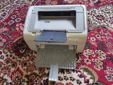 Принтер, чёрно-белый, отличное состояние. Пользовались месяц, работает