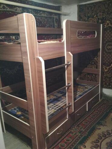 lenne 86 в Кыргызстан: Двухъярусная кровать длина-196, ширина-86, высота-160