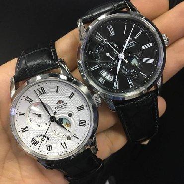 chasy bentley original в Кыргызстан: Белые Мужские Наручные часы Orient