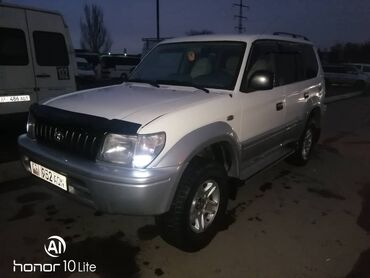 Toyota Land Cruiser Prado 2.8 л. 2001 | 239570 км