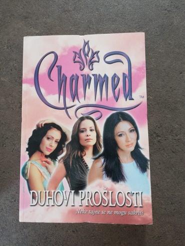 Knjige, časopisi, CD i DVD | Sjenica: Charmed, cari knjiga. Bez ostecenja