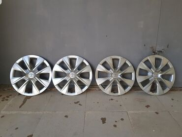 kredit toyota corolla - Azərbaycan: Toyota corolla r15 kalpaklari 4 eded original
