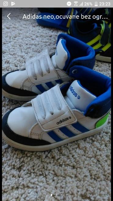 Adidas-patike - Srbija: Adidas duboke patike