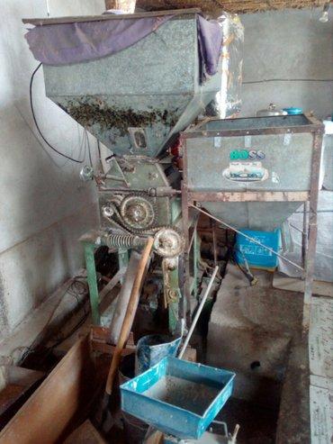 Оборудование для бизнеса в Джалал-Абад: Ун чыгаруучу тегирмен сатылат баардык запчасттары бар нымдагыч