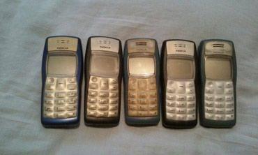 Nokia 1100   dobrom stanju,sim fri. Vise komada,cena je na komad 2000 - Valjevo - slika 5