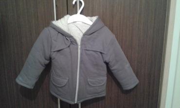 Pamučna jaknica za jesen, idealna za prelazni period. Za dečake od - Ruma