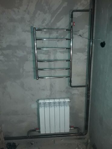 теплые полы отопление котлы в Кыргызстан: Установка отопления и отопительных котлов. Монтаж, демонтаж. Теплый
