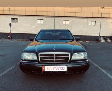 audi 200 21 turbo в Кыргызстан: Mercedes-Benz C 200 2 л. 1996   322795 км