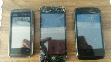 Bakı şəhərində Bu 3 telefonlar eytiyat hisesi kimi yararlidi.vaccap aktivdi