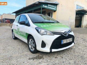 Toyota Yaris 10 l. 2016 | 135000 km