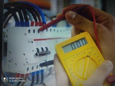 Электрик   Установка счетчиков, Установка стиральных машин, Демонтаж электроприборов   Больше 6 лет опыта