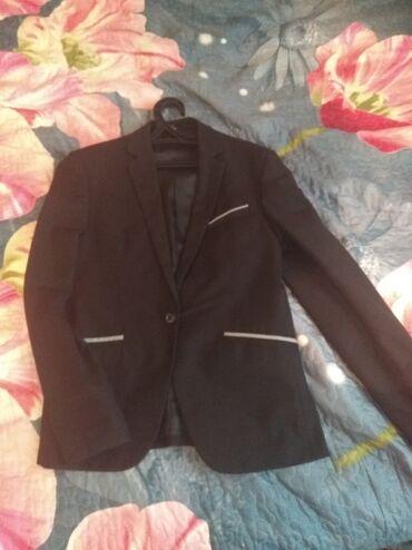 парные одежды в Кыргызстан: Пиджак мужской на стройных парней или на подростков брали в Бренд