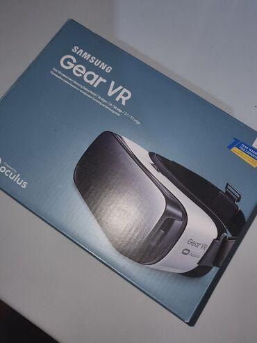 Продам очки SAMSUNG Gear VR для виртуальной реальности.Подходят для