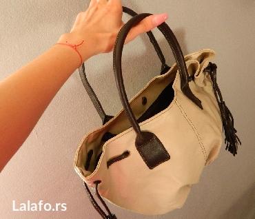 Ženska torba, 23x36 cm, veštačka koža - Sabac - slika 3