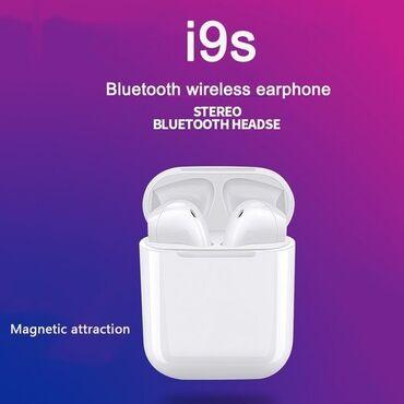 Ulazna vrata - Srbija: Bluetooth bezicne slusalice I9XS TWS .KarakteristikeVrsta predmeta