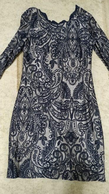 теплое платье батал в Кыргызстан: Платье, на каждый день или на выход, Турция, новое, размер 42 или наш