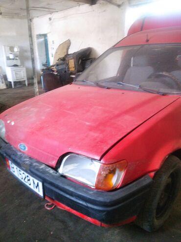 Ford Fiesta 1.3 л. 1992