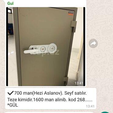 Seyflər - Azərbaycan: Seyflər