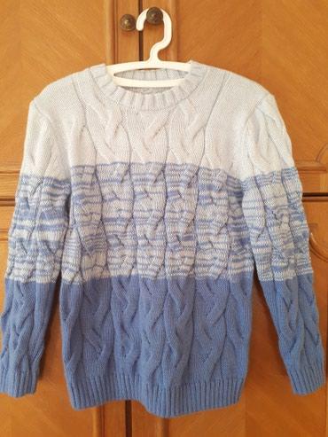 Po-stvari-dvaput - Srbija: Nov džemper, nošen dvaput, vel, S/M, u ljubičastoj boji