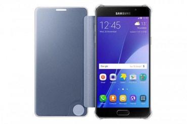 Galaxy a5 2016 - Azərbaycan: Galaxy A5(2016) Оригинальный новый чехол (активный экран)