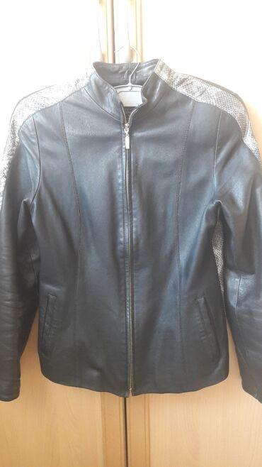 Женская одежда - Кок-Джар: Натуральная кожаная куртка Hazal, S.( 44,46) Состояние идеальное
