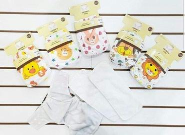 Многоразовый памперс. при покупке бонус от магазина в Бишкек