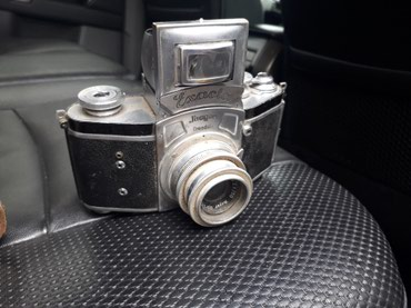 Gəncə şəhərində Fotoapparatlar