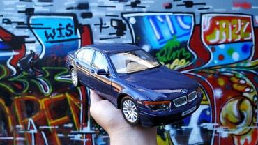 bmw-z4-sdrive18i-mt - Azərbaycan: BMW 745i e65 (1:18) Yenidir. Qutusu var. Her yeri acilir. Ehtiyac